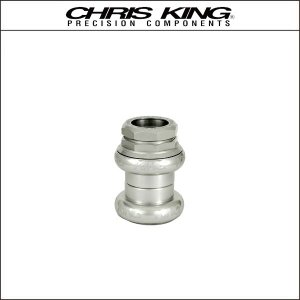 CHRIS KING/クリスキング GripNut 1-1/8(OS) Sotto Voce Silver|agbicycle