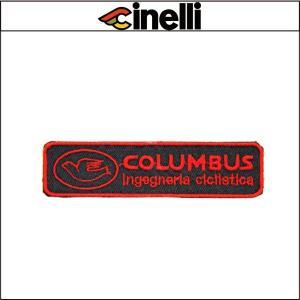 Cinelli チネリ WAPPEN COLUMBUS LOGO コロンバスロゴ ワッペン|agbicycle