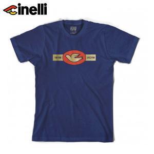 Cinelli/チネリ COLUMBUS CENTO SOUL T-SHIRT コロンバス チェント ソール  Tシャツ|agbicycle