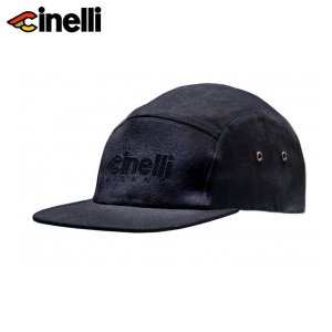 Cinelli/チネリ CINELLI MILANO FLOCKED 5 PANEL CAP チネリ ミラノ フロックド 5パネル キャップ  帽子|agbicycle