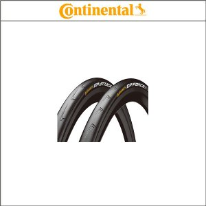Continental/コンチネンタル  Grand Prix Force3 700x25C bk-bk Skin fld agbicycle