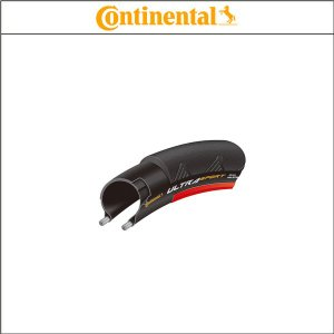 Continental/コンチネンタル  Ultra Sport 2 black-red skn fd 700x23C|agbicycle