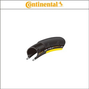 Continental/コンチネンタル  Ultra Sport 2 blk-yellow skn fd 700x23C|agbicycle