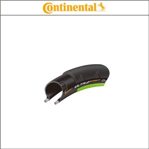 Continental/コンチネンタル  Ultra Sport 2 black-green skn fd 700x23C|agbicycle