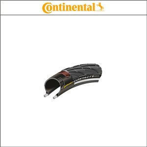 Continental/コンチネンタル  Contact 2 black Reflex 700x32C|agbicycle