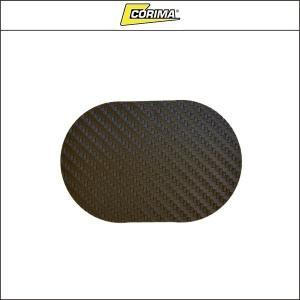 CORIMA コリマ  DISCホイール用バルブ穴ステッカー 1枚|agbicycle