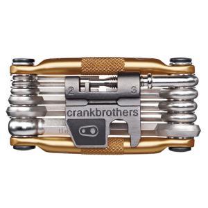 CRANK BROTHERS クランクブラザーズ 6. マルチ-17 ゴールド|agbicycle