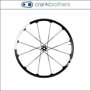 CRANK BROTHERS【クランクブラザーズ】ジンク(ZINC)【ホイール】シクロクロス/ディスクロード用ホイール|agbicycle