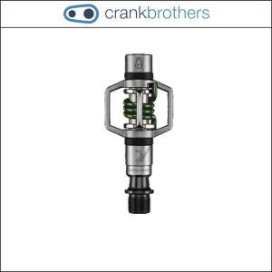 CRANK BROTHERS【クランクブラザーズ】エッグビーター2【EGG BEATER2】【ペダル】コンパクトで軽量なクロスカントリー及びトレイルライディング用ペダル|agbicycle
