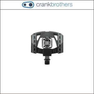 CRANK BROTHERS【クランクブラザーズ】マレット E【MALLET ENDURO】【ペダル】オールマウンテン用クリップレスプラットフォームペダル。旧型ベアリング仕様。|agbicycle