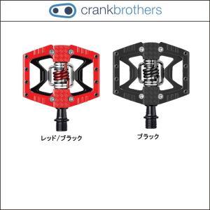 CRANK BROTHERS【クランクブラザーズ】ダブルショット 3【DOUBLESHOT 3】【ペダル】アグレッシブな走りが可能なフラット/ビンディングのハイブリッドペダル|agbicycle