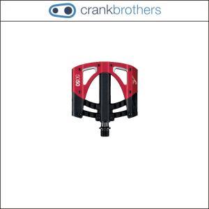 CRANK BROTHERS【クランクブラザーズ】5050 3【ペダル】マウンテンアドベンチャー用のクラシックなデザインのプラットフォームペダル|agbicycle