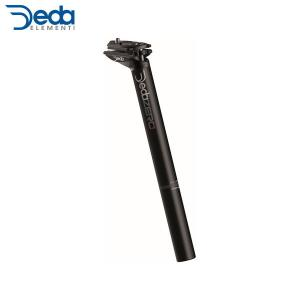 Deda/デダ ZERO 1 アルミシートポスト ブラック(SB20mm) ブラック シートポスト ・日本正規品|agbicycle