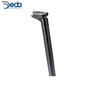 Deda/デダ ZERO 2 アルミシートポスト ブラック(SB21mm) POB シートポスト ・日本正規品|agbicycle
