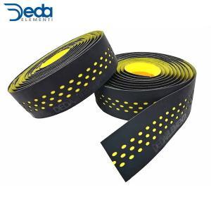 Deda/デダ バーテープ PRESA(プレーザ) ブラック/イエロー  DEDATAPE410 バーテープ ・日本正規品|agbicycle
