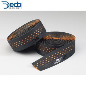 Deda/デダ バーテープ PRESA(プレーザ) ブラック/オレンジ  DEDATAPE405 バーテープ ・日本正規品|agbicycle