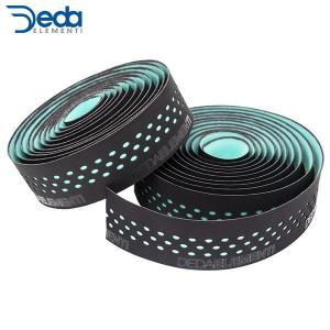 Deda/デダ バーテープ PRESA(プレーザ) ブラック/シーフォームグリーン  DEDATAPE407 バーテープ ・日本正規品|agbicycle