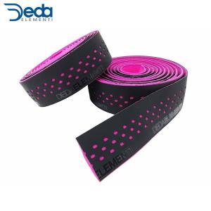 Deda/デダ バーテープ PRESA(プレーザ) ブラック/フクシア  DEDATAPE409 バーテープ ・日本正規品|agbicycle