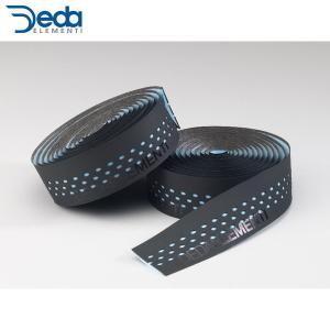 Deda/デダ バーテープ PRESA(プレーザ) ブラック/ブルースカイ  DEDATAPE403 バーテープ ・日本正規品|agbicycle