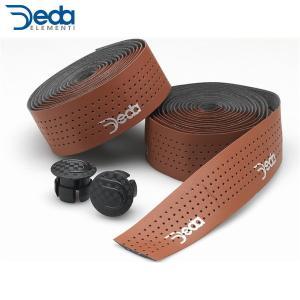 Deda/デダ バーテープ ミストラル ロゴ入リ 34)レザーブラウン  DEDATAPE102 バーテープ ・日本正規品|agbicycle
