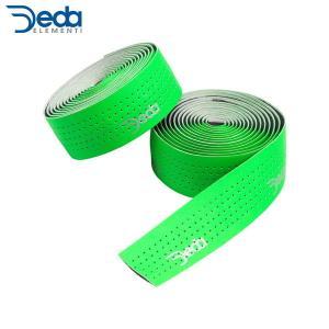 Deda/デダ バーテープ ミストラル ロゴ入リ 38)ネオングリーン  DEDATAPE105 バーテープ ・日本正規品|agbicycle