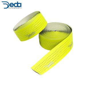 Deda/デダ バーテープ ミストラル ロゴ入リ 39)ネオンイエロー  DEDATAPE106 バーテープ ・日本正規品|agbicycle