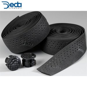 Deda/デダ バーテープ 穴アキタイプ 28)ブラック  DEDATAPE81 バーテープ ・日本正規品|agbicycle