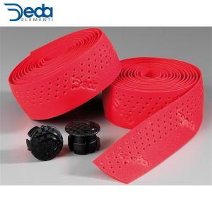Deda/デダ バーテープ 穴アキタイプ 29)レッド  DEDATAPE85 バーテープ ・日本正規品|agbicycle