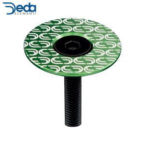 Deda/デダ MONZA TOPCAP グリーン  HDTPMONZA5 ハンドルステム(アクセサリー) ・日本正規品|agbicycle