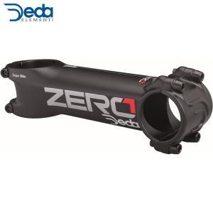 Deda/デダ Zero 1 シュレッドレスステム (31.7) ブラック(17〜 ブラック 82° ハンドルステム(ロード/シュレッドレス) ・日本正規品|agbicycle