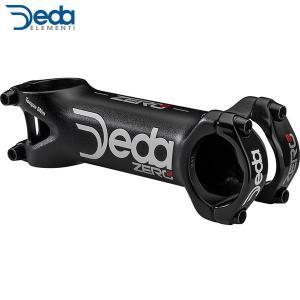 Deda/デダ Zero 2 シュレッドレスステム (31.7) ブラック(19〜 Team(BK) 83° ハンドルステム(ロード/シュレッドレス) ・日本正規品|agbicycle