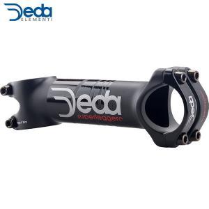 Deda/デダ スーパーレジェロ ステム (31.7)TEAM(BK)(2020) ブラック 82° ハンドルステム(ロード/シュレッドレス) ・日本正規品|agbicycle