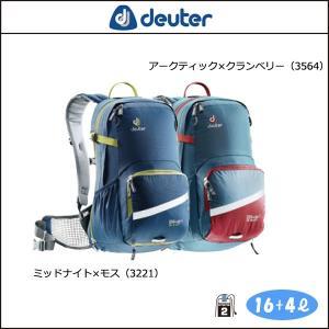 deuter【ドイター】 バイク 1 エアー EXP16 【バックパック】