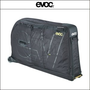 EVOC イーボック  バイクトラベルバッグプロ ブラック one 310L|agbicycle