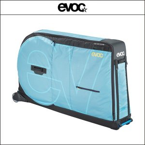 EVOC イーボック  バイクトラベルバッグプロ アクアブルー one 310L|agbicycle