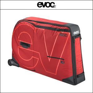 EVOC イーボック  バイクトラベルバッグ チリレッド one 285L|agbicycle