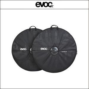 EVOC イーボック  MTB ホイールカバー 2個セット ブラック|agbicycle