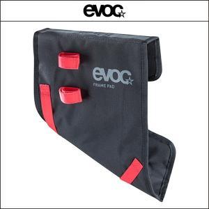 EVOC イーボック  フレームパッド ブラック one|agbicycle