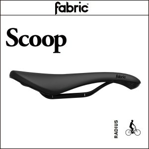 fabric/ファブリック SCOOP RADIUS ULTIMATE スクープ ラディウス アルティメイト【サドル】FU4500RU01|agbicycle