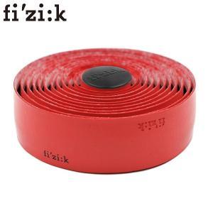 FIZIK フィジーク Terra テラ  マイクロテックス ボンドカッシュ タッキー(3mm厚) レッド  BT12A00012  バーテープ|agbicycle