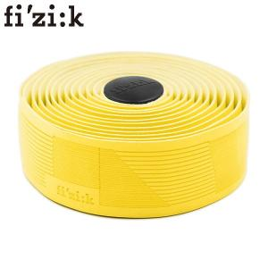FIZIK フィジーク Vento ベント  ソロカッシュ タッキー(2.7mm厚) イエロー  BT11A00014  バーテープ|agbicycle