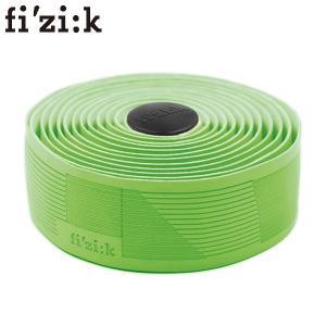 FIZIK フィジーク Vento ベント  ソロカッシュ タッキー(2.7mm厚) グリーン  BT11A00025  バーテープ|agbicycle