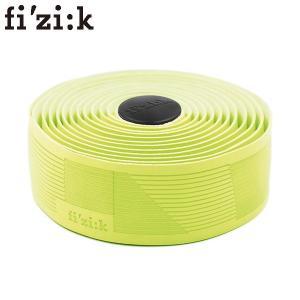 FIZIK フィジーク Vento ベント  ソロカッシュ タッキー(2.7mm厚) ネオンイエロー  BT11A00046  バーテープ|agbicycle