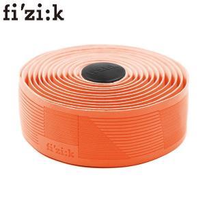 FIZIK フィジーク Vento ベント  ソロカッシュ タッキー(2.7mm厚) ネオンオレンジ  BT11A00047  バーテープ|agbicycle