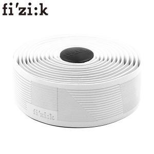 FIZIK フィジーク Vento ベント  ソロカッシュ タッキー(2.7mm厚) ホワイト  BT11A00044  バーテープ|agbicycle