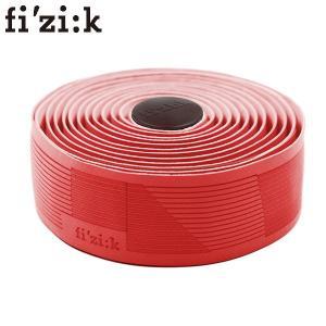 FIZIK フィジーク Vento ベント  ソロカッシュ タッキー(2.7mm厚) レッド  BT11A00012  バーテープ|agbicycle