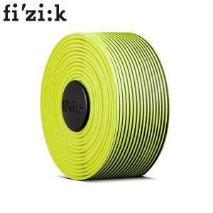 FIZIK フィジーク Vento ベント  マイクロテックス タッキー BICOLOR(2mm厚) ネオンイエローxブラック  BT15A70046  バーテープ|agbicycle