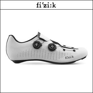 FIZIK フィジーク R1B INFINITO BOA ホワイト/ブラック R1B インフィニート ボア ホワイト/ブラック agbicycle