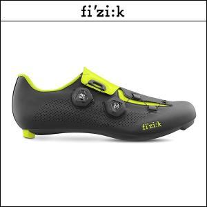 FIZIK フィジーク R3B ARIA BOA ブラック/イエロー R3B アリア ボア ブラック/イエロー|agbicycle
