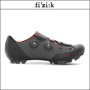 FIZIK フィジーク X1 INFINITO BOA グレー/レッド X1 インフィニート ボア グレー/レッド|agbicycle